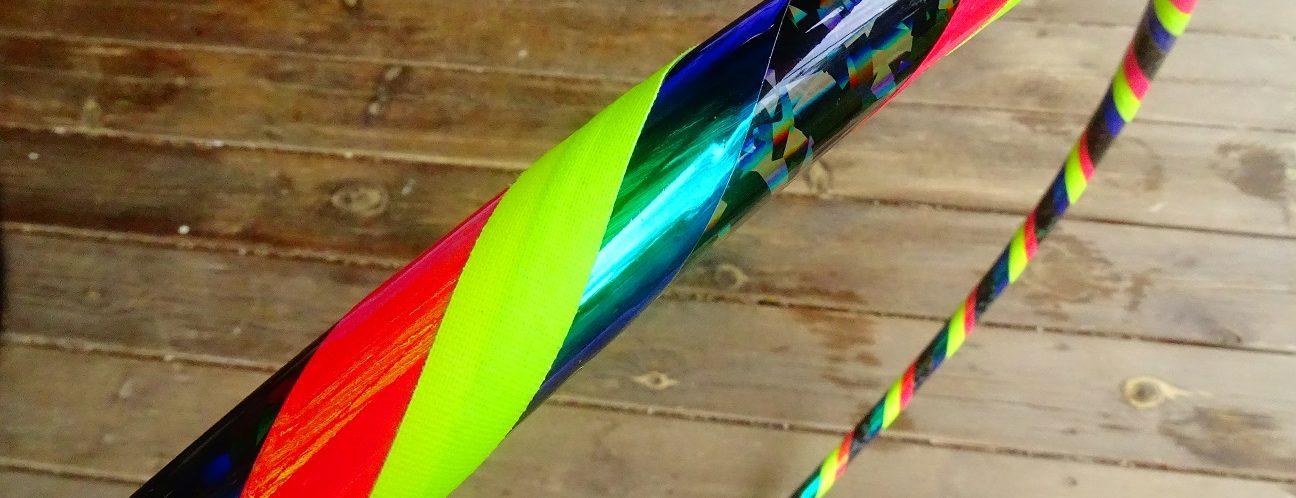 חישוק הולה הופ צבעוני